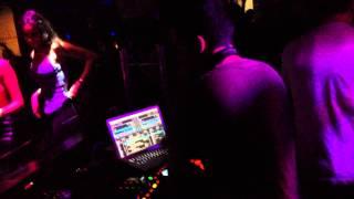 Pleasurekraft - Anubis (Mike Vale Remix) LIVE @ MAISON in Toronto, Canada (Nov. 30, 2012)