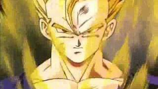 Dragon Ball Z AMV - No More Sorrow - Linkin Park.