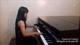 Guren no Yumiya [Shingeki no Kyojin (Attack on Titan) OP] - Animenz Ver. | Piano Cover