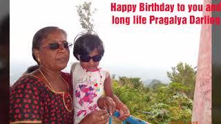PRAGALYA birthday 6th year