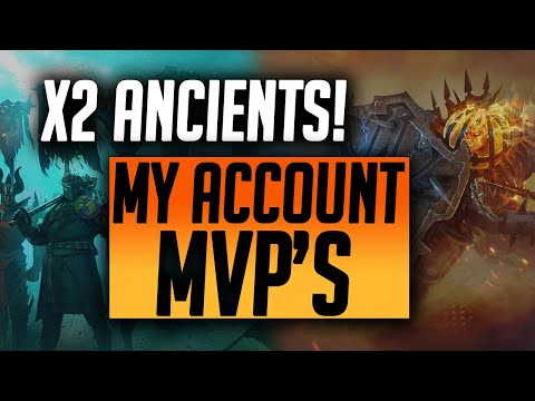 RAID | x2 Ancients coming | MY ACCOUNT MVP's