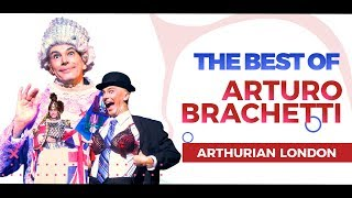 The Best Of Arturo Brachetti - Arthurian London (quick change performance, 2010, ENG sub eng)