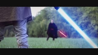 X Wars - A Lightsaber Duel
