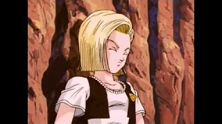 TFS   Semi Perfect Cell Absorbs Android 18