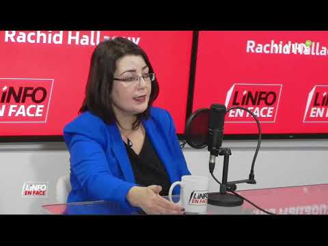 Video : L'Info en Face avec Asmaa Benslimane