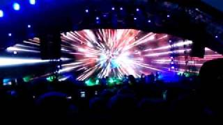 Coldplay Speed of sound live