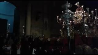 Saeta Jesús de las Penas de Encinas Reales (Córdoba)