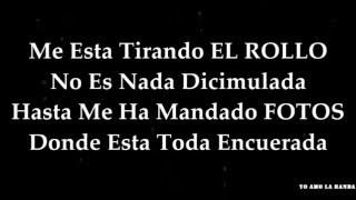 Banda Los Recoditos - Me Esta Tirando El Rollo (LETRA)