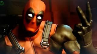 Deadpool game trailer song shoop