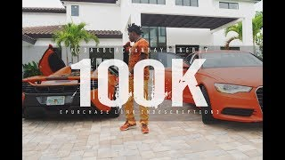 "[FREE] KODAK BLACK ft NBA YOUNGBOY TYPE BEAT 2018 ""100K"" (Prod. By @two4flex & @pyrobeats)"