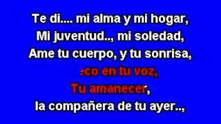 La Sonora Dinamita  -  Otro ocupa mi lugar - Karaoke demo 2014