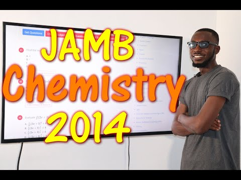 JAMB CBT Chemistry 2014 Past Questions 1 - 15