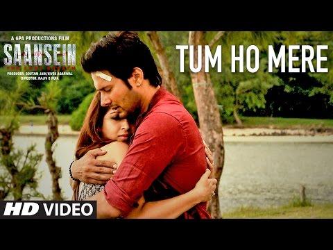 Tum Ho Mere Lyrics - Saansein | Najam Bajwa