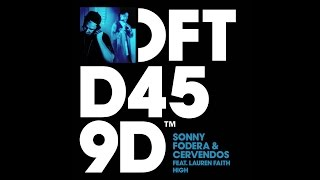 Sonny Fodera & Cervendos featuring Lauren Faith 'High'
