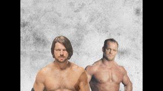"WWE MASHUP:""Phenomenal whatever"" (Chris benoit & Aj styles)"