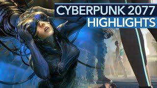 Cyberpunk 2077 - Gameplay-Preview: 6 Highlights der Demo