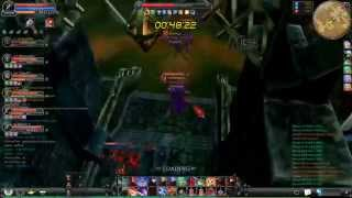 CABAL server TITAN - GranGatsu limpiando Omega de procyons