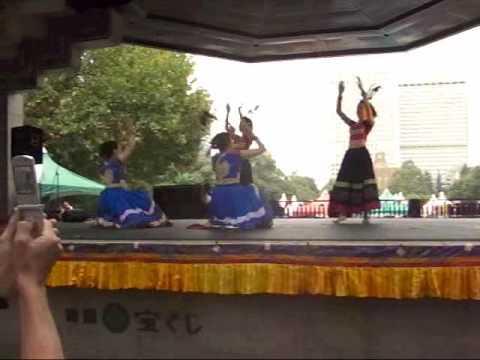 Nepal Day Festival 2009 dance1