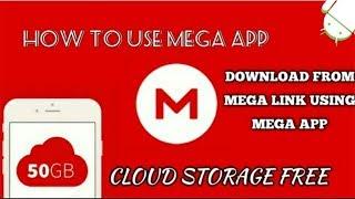 How to use mega videos / InfiniTube