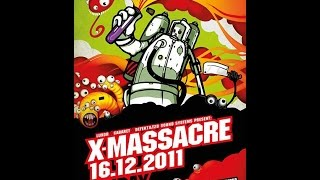 Neurokontrol aka N'Ko liveset @ X-Massacre, Czech Rep 2011