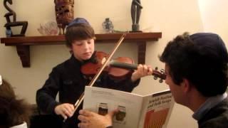 Benjamin Violin Manishtana