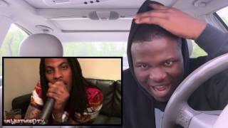 Waka Flocka - Big Dawg [New Song] REACTION