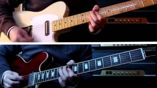 James Brown Guitar Rhythms Series: Soul Power