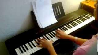 Malú y Pablo Alborán - Vuelvo a verte (Piano cover)