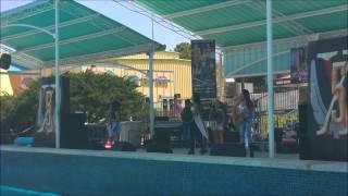Las Fenix - Cariñio Donde Andaras (SplashTown) 2015