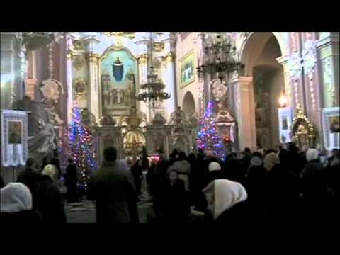 Sights & Sounds of Christmas in Lviv – Part 1