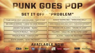 "Punk Goes Pop Vol. 6 - Set It Off ""Problem"""