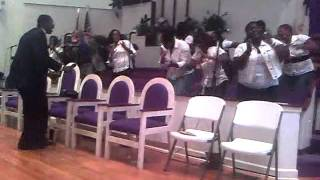New Bethel Sounds of Praise Perfected Praise Choir and The Levites.mp4