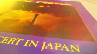 MUESTRA DE VINILO ''DEEP PURPLE '' last concert in japan '1978.