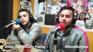 Iván Cano & Jhise en Show Bizness