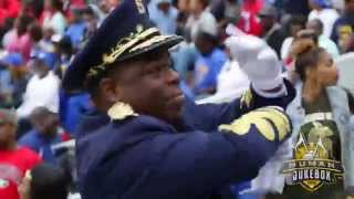 "Southern University Human Jukebox ""Throw Sum Mo"" @ UGA 2015"