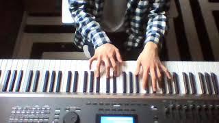 Kim YeonJi (김연지) - 마음의 말 I'm Not a Robot OST Part 3 피아노 손캠 / 로봇이 아니야 OST Part 3 피아노 손캠