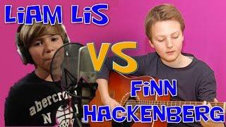 Liam Lis VS Finn Hackenberg -  Let Her Go (Passenger cover)