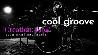 Drumless Backing Track Cool Groove (94 BPM)
