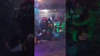 Estrellas de la cumbia de Fernando Rodríguez  de la colonia la Esperanza Xalticpac Zacapoaxtla