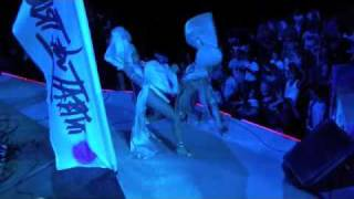The Crystal Method (Live) - Kazantip, Ukraine 2009
