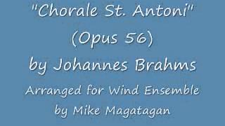 """Chorale St. Antoni"" (Opus 56) for Wind Ensemble"
