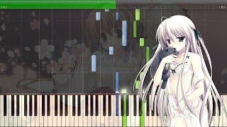 Sono Hi No Koto - Yosuga No Sora [Piano Tutorial +Midi | Sheet]