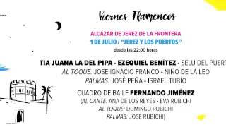 VIERNES FLAMENCOS 2016 - JEREZ DE LA FRONTERA