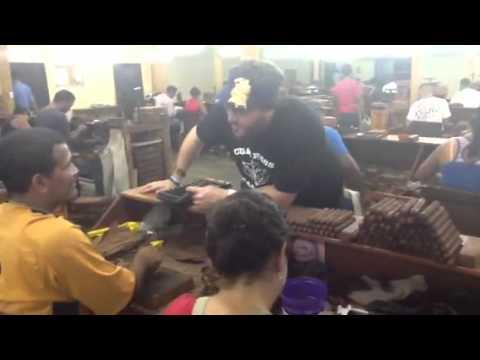 Drew Estate Cigar Safari Part 15: Jonathan Drew at Joya de Nicaragua