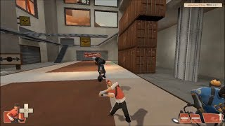 TF2: Backwards taunt killing (PATCHED)