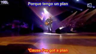 James blunt   You're beautiful (SUBTITULADO  EN ESPAÑOL  Y EN INGLES LYRICS SUB )