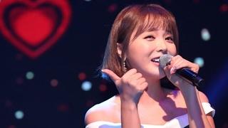 홍진영(Hong Jin Young) 'Love battery' Stage Showcase (사랑의 배터리, 사랑 한다 안한다) [통통영상]