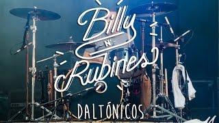 """Billyn'Rubines - """"Daltónicos"""" live @ Fardelej 2015"""
