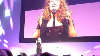 """Carrie Hope Fletcher sings """"Pulled"""" from The Addams Family - VidCon EU Sunday show"""