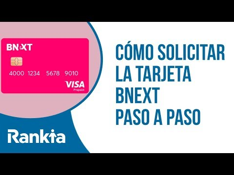 En el siguiente video vemos cómo solicitar la tarjeta bnext, una tarjeta con la que viajar al extranjero sin comisiones, paso a paso y de forma sencilla.